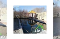 شهریار – وحیدیه باغ ویلا 2400 متر کد 1501