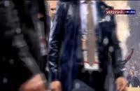 صحنه بالا بردن کاپ جامجهانی 2018 روسیه توسط لوریس
