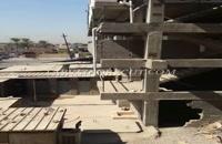بغداد - عراق / کرگیری برای عبور لوله های تاسیسات مکانیکی