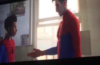 دانلود انیمیشن مرد عنکبوتی Spider-Man Into The Spider-Verse 2018  دنیای عنکبوتی