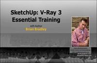 آموزش رندرینگ با VRay در اسکچاپ