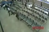 فیلم دوربینهای مداربسته ازدرکیری تروریستها در مجلس