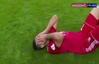 اشک بازیکنان ایرانی پس از بازی مقابل اسپانیا در جام جهانی 2018 روسیه