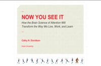 063007 - Brain Science of Attention Will Transform the Way We Live, Work, and Learn