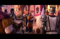 تریلر رسمی انیمیشن The Stolen Princess: Ruslan and Ludmila