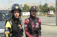 وضعیت ورزش اتومبیلرانی بانوان در ایران