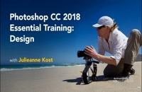 آموزش فتوشاپ 2018 برای طراحی