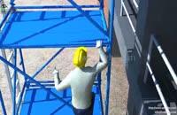 کار در نکات ایمنی ارتفاع  Work at Height Safety Tips
