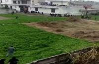 حمله هولناک پلنگ