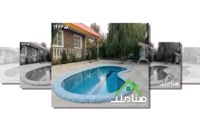 فروش باغ ویلای فلت در تیسفون شهریار کد 1466