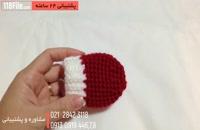 آموزش بافت دستکش و جوراب بافتنی بصورت مرحله به مرحله