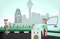 خشکشویی آنلاین پاکلین