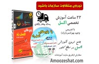 ترفند های اکسل Amoozeshat.comقسمت دوم(Flash fill  2)