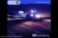 تراکتورهای بدون راننده زمینه کشاورزی