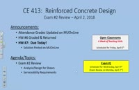 041097 - طراحی سازه بتنی سری سوم