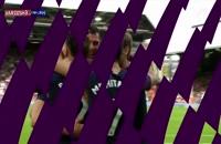 5 گل برتر هفته هشتم لیگ جزیره 19-2018
