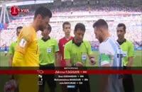 گفت و گوی جذاب میثاقی با تیم داوری ایران در جام جهانی روسیه