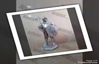 مجسمه سرباز فایبرگلاس +  ساخت مجسمه فایبرگلاس + 09192596870