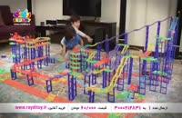 تیزر تلویزیونی بازی مسابقات جاده ای(roydi)