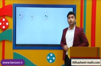 ریاضی نهم تدریس فصل پنجم عبارت جبری از علی هاشمی