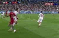فیلم خلاصه نیمه اول ایران - پرتغال جام جهانی 2018