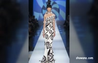 مدل های لباس مجلسی - فشن شوی ژان پل گوتیر و شنل