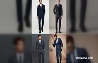 جدیدترین مدل های کت شلوار مردانه - سلبریتی ها + لونژ