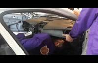 صداگیری کامل خودرو لیفان 820 در مرکز تخصصی صداگیری کاراک
