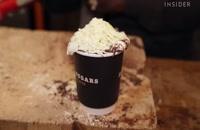 خوشمزه ترین هات چاکلت در جهان-فروش فلزیاب-09917579020
