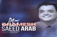 دانلود آهنگ جدید و زیبای سعید عرب با نام آرامش