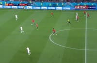 فیلم خلاصه بازی اسپانیا 2 - مراکش 2 در جام جهانی 2018