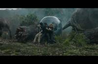 دوبله فارسی فیلم دنیای ژوراسیک سقوط پادشاهی Jurassic World: Fallen Kingdom 2018