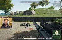 گیم پلی بازی PUBG از بازیکن chocoTaco با ۱۷ کشته
