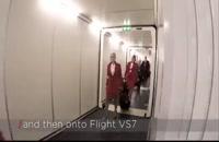 زندگی یک مهماندار هواپیما در یک روز کاری؛ از آغاز پرواز تا پایان