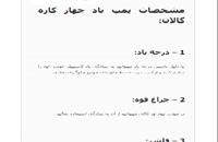 پیکج پمپ باد همراه اتومبيل 4 كاره GALAN (سه ماه گارانتي تعويض)