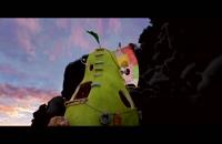 دانلود رایگان دوبله فارسی انیمیشن گلابی بزرگ The Giant Pear 2017 BluRay