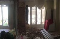 بازسازی ساختمان صفر تاصد شاددل