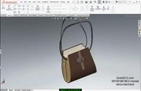 اموزش نرم افزار سالیدورک- solidworks-پیشرفته-فیلم طراحی کیف
