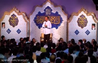 مدح ولادت حضرت زهرا (س) - حاج محمود کریمی