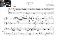 نت پیانو آذری قایتاغی