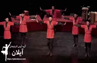 رقص محلی آذری آیلان در کنسرت وحید اسداللهی فرهنگسرای نیاوران