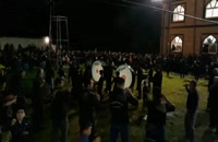مراسم عزاداری سالار شهیدان در بقعه اقا سید محمد مژده