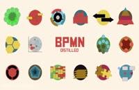 ۶- نمودار فرآیند استاندارد BPMN چه مباحثی را پوشش می دهد؟