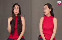 اشتباهاتی در مورد آرایش مو که خانم ها را مسن تر نشان میدهد