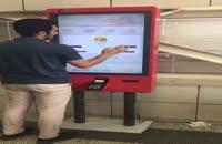 کیوسک آسانا ثبت سفارش رستوران فست فود و فودکورت  یک انتخاب هوشمندانه