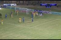 نفت مسجد سلیمان 0-1 استقلال