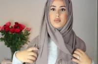 آموزش بستن انواع شال و روسری در 118فایل.کام