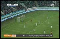 خلاصه بازی دوستانه: ازبکستان 0-1 ایران