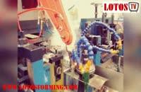 طراحی و ساخت ماشین آلات تولید لوله و پروفیل فولادی