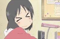 انیمه کمدی Nichijou زندگی عادی من قسمت 6 (زیرنویس فارسی)